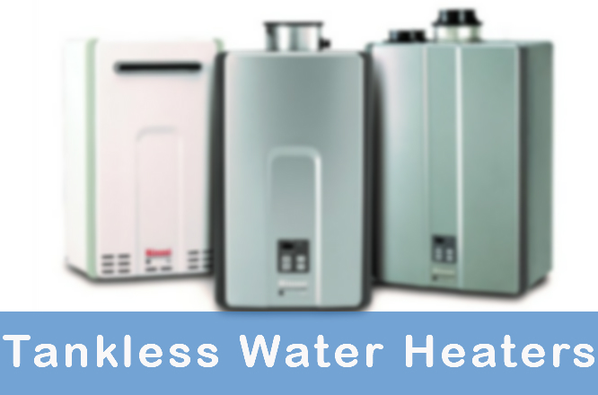 Save Your Money With Tankless Water Heater